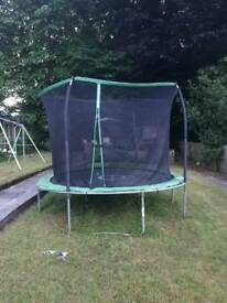 7 foot trampoline for sale