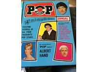 Pop weekly annual 1966