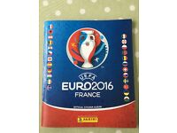 Panini Euro 2016 Football Stickers Swaps - 374 Available