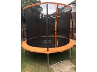 10ft trampoline from Argos like new!