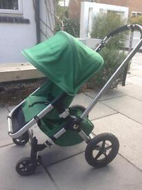 Bugaboo Gecko with accessories