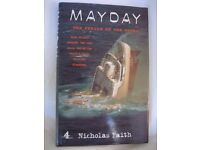 Sailing Book – MAYDAY - THE PERILS OF THE WAVES - NICHOLAS FAITH