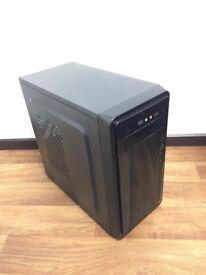 Gaming Computer PC (AMD Quad Core 4.2GHz, 8GB RAM, 120GB SSD, GTX 750 Ti)