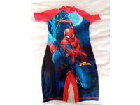 Spiderman swimsuit