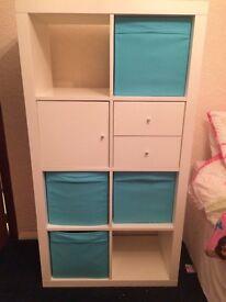 Ikea 'kallax' storage unit