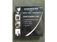 BRAND NEW ACQUISITIONS STONE AND MARBLE CARE SET