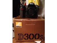 Nikon D300s body, Nikon AF-S 50mm f1.8 lens and Nikon MB-D10 grip.