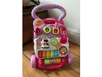 Vtech baby walker (as new)
