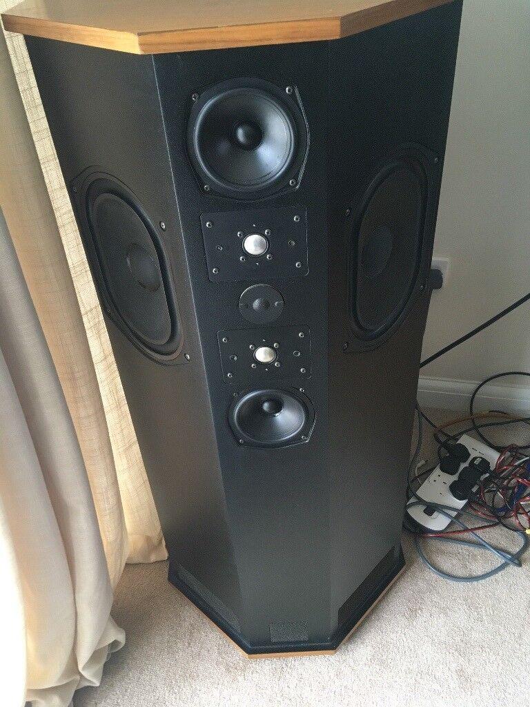 Tdl speakers reference standard monitors | in Attleborough, Norfolk |  Gumtree
