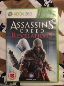 Xbox 360 Assasin's Creed Revelations