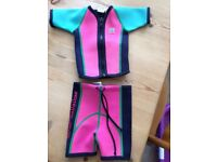 WETSUIT Toddler 1-2 years SPLASH ABOUT