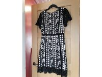 A lovely dress suitable for a wedding *offer*