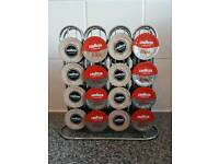 John Lewis Coffee pod holder with coffee pods