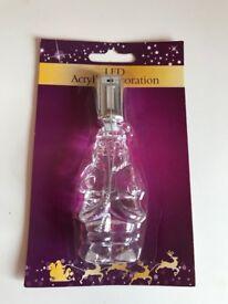 Brand new LED Acrylic decoration