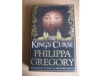 THE KING'S CURSE by Philippa Gregory - The Story of Margaret Pole