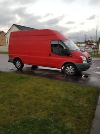 Ford transit repaired/swap