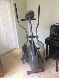 Vision Fitness Cross Trainer For Sale