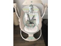 Baby bouncer n rocker only used for 6 months