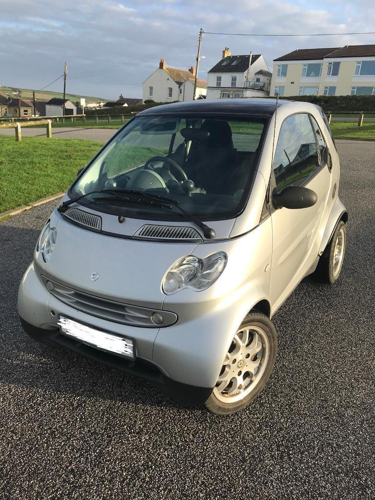 Smart Car Brabus kit- 2004 - 12 Months MOT - FSH - ULTRA LOW MILES