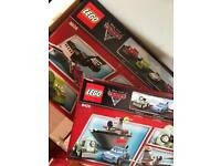 Lego Cars Disney various characters