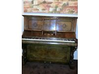 Schuppiser from Erard's London Upright Piano