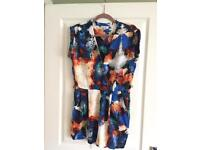 River Island Playsuit Size 12