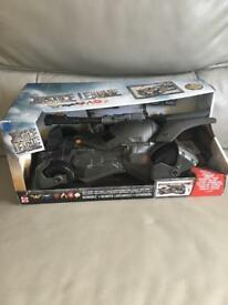 Justice league bat mobile, New in box