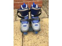 Roller Boots Size 3-6