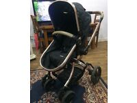 Immaculate mothercare orb pram