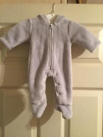 Tiny baby Snowsuit