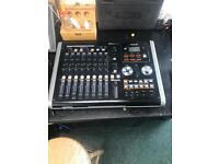 Tascam DP-02 8 Channel Mixer