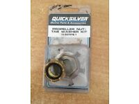 Quicksilver Propeller Nut/Tab Washer Kit Part No 11-52707Q 1