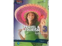 Travel and tourism Book 1 Level 3