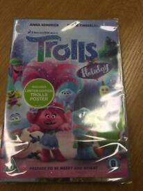 Trolls Holiday DVD *NEW*