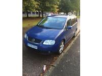 Vw touran breaking spares parts 1.6 1.9 2.0 tdi fsi bxe bkd bgu