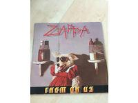 Frank Zappa - Them Or Us vinyl