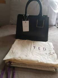 Ted Baker Lolita Double Pocketed Top Handle Tote