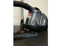 Bissell 4490 Zing Compact 1500W Bagless Canister HEPA Vacuum Cleaner Hoover