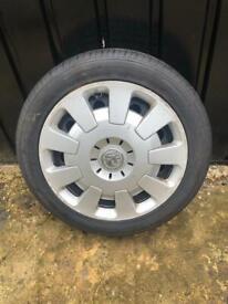 Corsa wheels 185/55R15 82V
