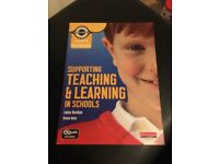 Supporting teaching & learning Level 2