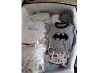 Baby boys chlotes HUGE bundle Newborn - 9 months!George, Next Tu etc...