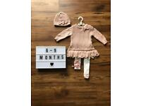6-9 Month Outfit Set