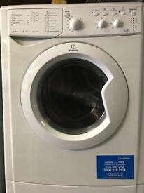 Indesit washer dryer 6+4kg very good neat and clean condition for sale