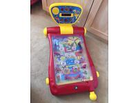 Elc pinball machine