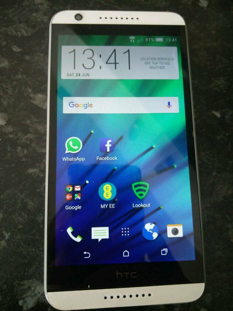 Htc desire 820 mint condition offersin Norwich, NorfolkGumtree - Htc desire 820 unlocked mint condition just had new screen and LCD and frame fitted few days ago but accidently broke the antenna cable pin on the main board has signal and can receive texts but cant call out as antenna broken and needs soldering and...