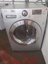 LG Washer/Dryer (8kg) ( 6 Months Warranty )