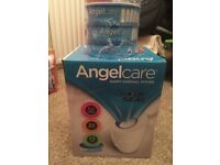 Angelcare Nappy Disposal System Plus 3 Refill Cartridges