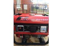 1500 watt petrol generator