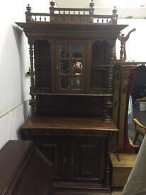 Cupboard antique Flemish / France 1920s