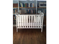 Baby Kids Cot East Coast Anna with mattress and ecxellent condition